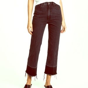 Rachel Comey Slim Legion Pants, Washed Black, sz 4